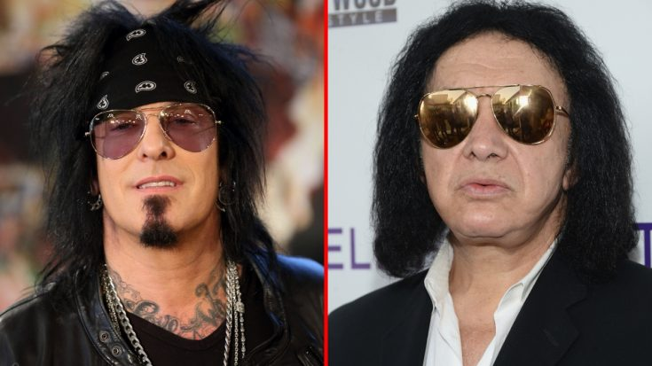 Now Nikki Sixx Is Accusing KISS Of Stealing | I Love Classic Rock Videos