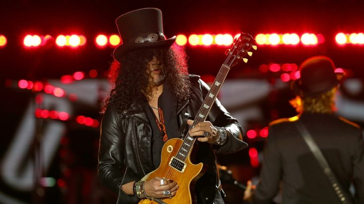 Report: Slash Confirms New Guns N' Roses Album Being Made | I Love Classic Rock Videos