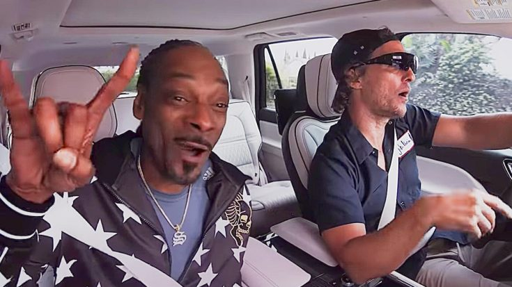Ever Wonder What It'd Sound Like If Matthew McConaughey & Snoop Dogg Sang KISS? Well, Here You Go… | I Love Classic Rock Videos