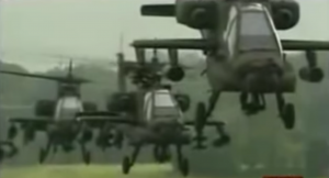 """AC/DC """"Thunderstruck"""" Goes Perfectly With Attack Helicopter Footage"""