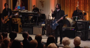 "Stevie Wonder Loves The Foo Fighter's Cover of ""Band On The Run"" By Paul McCartney"