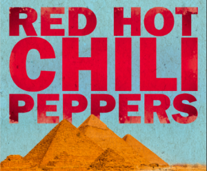 Red Hot Chili Peppers Will Perform At Giza Pyramids