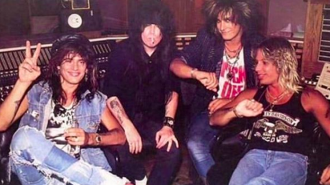 Motley Crue Streams Behind The Scenes Footage Of New The Dirt Teaser | I Love Classic Rock Videos