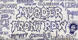 Trailer For 'Murder In The Front Row' Reveals The TRUTH About Thrash Metal