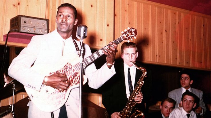 top 5 most influential chuck berry songs i love classic rock. Black Bedroom Furniture Sets. Home Design Ideas