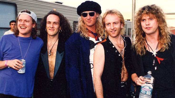 We Now Know Who'll Induct Def Leppard Into The Rock & Roll Hall Of Fame | I Love Classic Rock Videos