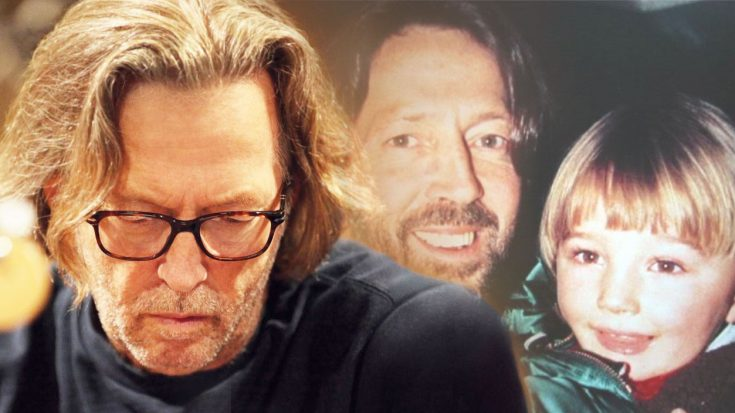 "Eric Clapton Channels A Father's Love And Grief For Stirring ""Tears In Heaven"" 