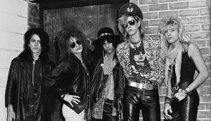 The Most Insane Things Guns N' Roses Members Ever Did