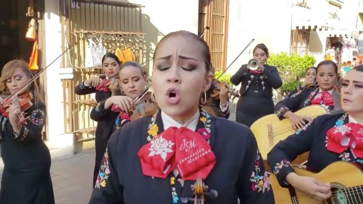 "This Mariachi Band Plays Their Version Of ""Bohemian Rhapsody"" And It's Pretty Friggin' Great 