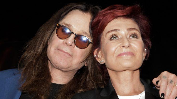 """He's Complaining A Lot…"" Sharon Osbourne Hilariously Updates Us Ozzy Osbourne's Health | I Love Classic Rock Videos"