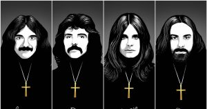 Black Sabbath Streams A Preview Of Their 50th Anniversary Exhibition