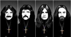 Black Sabbath Streams A Preview Of Their 50th Anniversary Exhibition