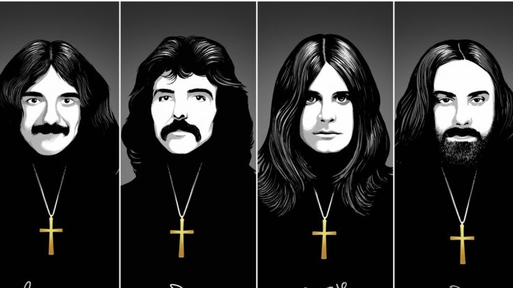 Black Sabbath Streams A Preview Of Their 50th Anniversary Exhibition | I Love Classic Rock Videos