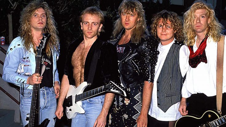 The 10 Best Riffs From Def Leppard | I Love Classic Rock Videos
