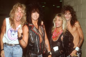 The Untold Fact About Motley Crue And The Rock n' Roll Hall Of Fame