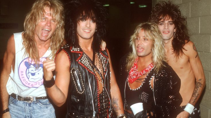 The Untold Fact About Motley Crue And The Rock n' Roll Hall Of Fame | I Love Classic Rock Videos