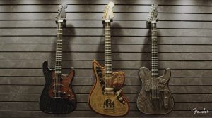 Nuno Bettencourt, Tom Morello, and Scott Ian Jam Game Of Thrones Theme Using Custom GOT Guitars