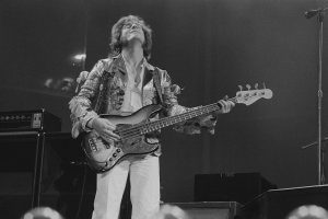 How John Paul Jones Plays Bass