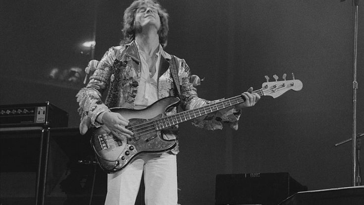 How John Paul Jones Plays Bass | I Love Classic Rock Videos
