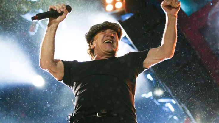 Report: Brian Johnson To Join AC/DC On Next Tour | I Love Classic Rock Videos