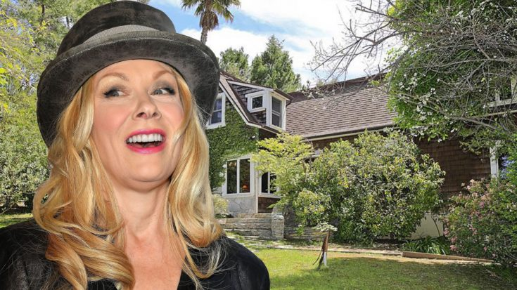 You Have To Take A Peek Inside Nancy Wilson's Gorgeous Home | I Love Classic Rock Videos