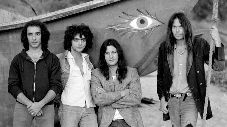 Neil Young Will Be Releasing an Album With Crazy Horse!   I Love Classic Rock Videos