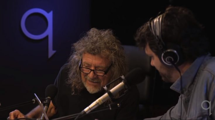 Watch Robert Plant's Reaction To An 8yr Old Drummer! | I Love Classic Rock Videos