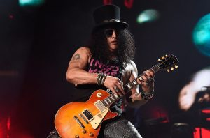 Slash Announces Two New Albums He's Gonna Work On After GNR October Tour