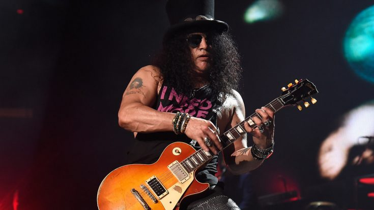 Slash Announces Two New Albums He's Gonna Work On After GNR October Tour | I Love Classic Rock Videos