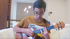 """This Kid Plays """"We Are The Champions"""" Entirely On Ukulele And We Haven't Stopped Watching"""