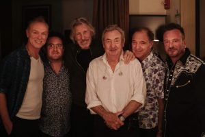 Roger Waters and Nick Mason Performed Together In New York!