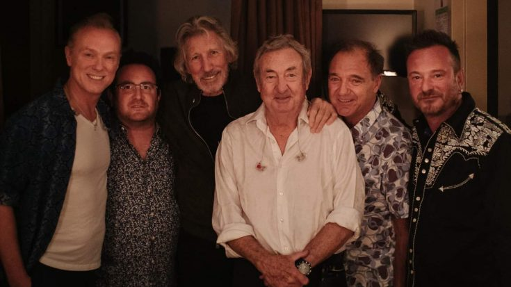 Roger Waters and Nick Mason Performed Together In New York! | I Love Classic Rock Videos