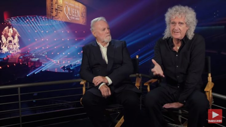 Brian May Wants Another Live Aid To Battle Climate Change | I Love Classic Rock Videos