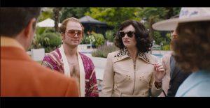 "Taron Egerton Covers ""Rocket Man"" As Elton John"