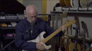 Marvel At David Gilmour's Guitars That Are On Sale