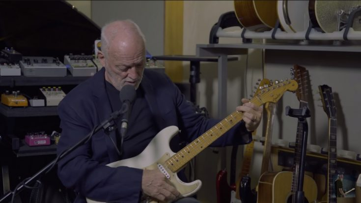 Marvel At David Gilmour's Guitars That Are On Sale | I Love Classic Rock Videos