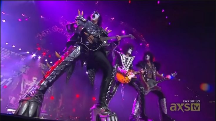 KISS Accused Of Lip Syncing In Concert – Fan Demands A Refund | I Love Classic Rock Videos