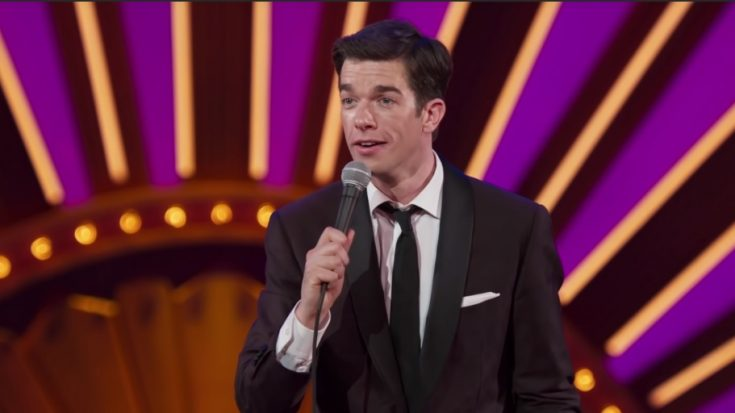Comedian John Mulaney Had One Of The Most Hilarious Piece About Mick Jagger | I Love Classic Rock Videos
