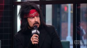 Nikki Sixx Releases Statement About Alcoholism