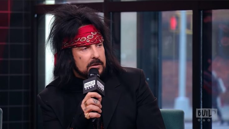 Nikki Sixx Releases Statement About Alcoholism | I Love Classic Rock Videos