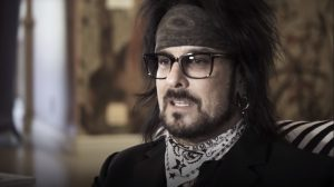Nikki Sixx Recovering From Second Surgery