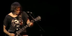 Neil Young To Release 1973 Live Album