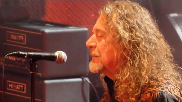 Robert Plant To Tour North America   I Love Classic Rock Videos