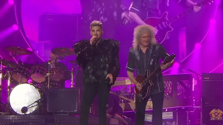 Adam Lambert Has A Good Reason Not To Record Anything With Queen | I Love Classic Rock Videos