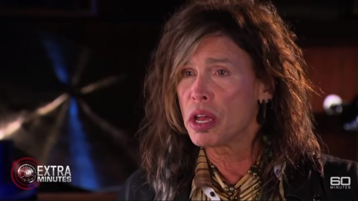 Steven Tyler Posts Shocking Picture On Profile- You'll Laugh So Hard | I Love Classic Rock Videos