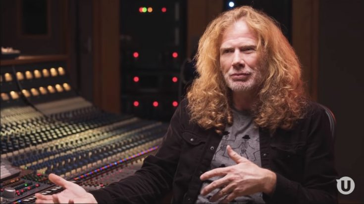 Megadeth's Dave Mustaine Diagnosed With Throat Cancer | I Love Classic Rock Videos
