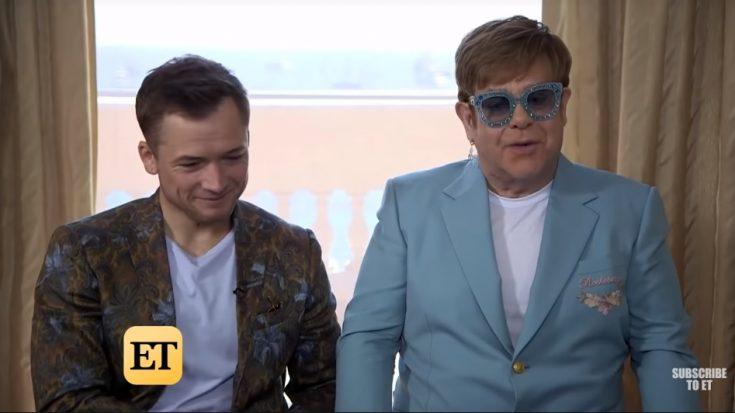 Rocketman Lead Actor Taron Egerton Will Voice Elton John Audiobook | I Love Classic Rock Videos
