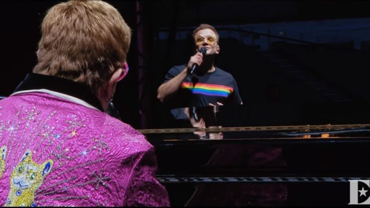 "Elton John and Taron Egerton's ""Your Song"" Duet is as Heartwarming as it gets! 