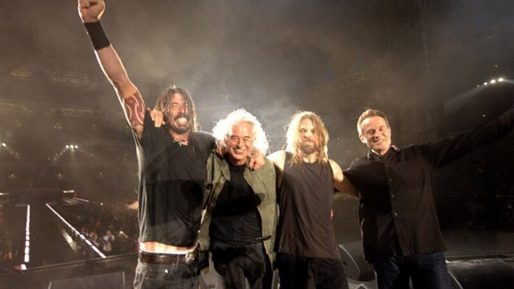 Jimmy Page Secret Offer From Dave Grohl – Revealed! | I Love Classic Rock Videos