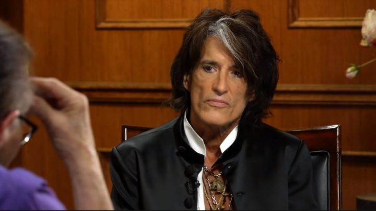 "Joe Perry Has A Response To The Claim That ""Rock Is Dead"" 